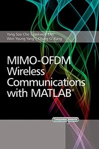 MIMO-OFDM Wireless Communications with MATLAB (Hardcover)-cover