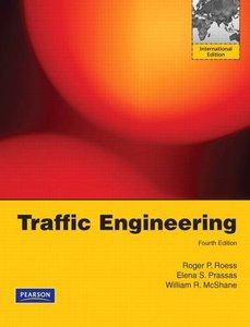 Traffic Engineering, 4/e (IE-Paperback)-cover