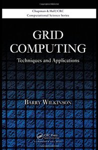 Grid Computing: Techniques and Applications (Hardcover)-cover