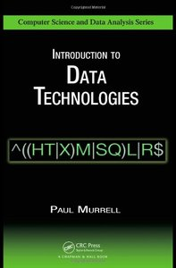 Introduction to Data Technologies (Hardcover)-cover