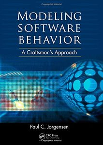Modeling Software Behavior: A Craftsman's Approach (Hardcover)-cover