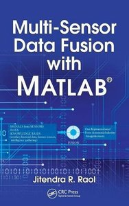 Multi-Sensor Data Fusion with MATLAB (Hardcover)-cover