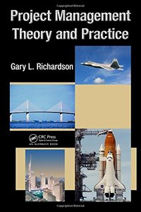 Project Management Theory and Practice (Hardcover)-cover
