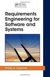 Requirements Engineering for Software and Systems (Hardcover)-cover