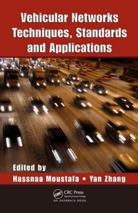Vehicular Networks: Techniques, Standards, and Applications (Hardcover)-cover