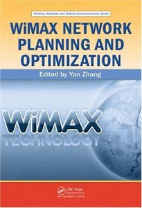WiMAX Network Planning and Optimization (Hardcover)