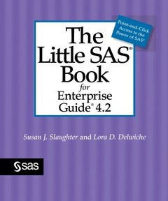 The Little SAS Book for Enterprise Guide 4.2 (Paperback)-cover