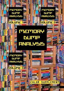 Memory Dump Analysis Anthology: Color Supplement for Volumes 1-3 (Paperback)-cover