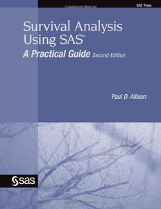 Survival Analysis Using SAS: A Practical Guide, 2/e (Perfect Paperback)-cover