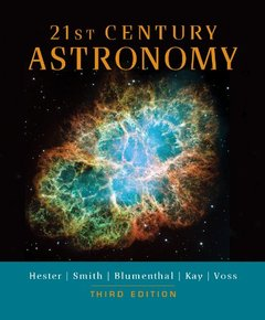 21st Century Astronomy, 3/e (Paperback)-cover