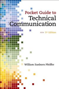 Pocket Guide to Technical Communication, 5/e (IE-Paperback)-cover