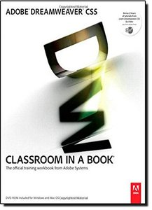 Adobe Dreamweaver CS5 Classroom in a Book (Paperback)-cover