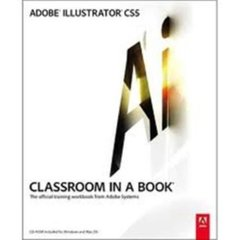 Adobe Illustrator CS5 Classroom in a Book (Paperback)-cover
