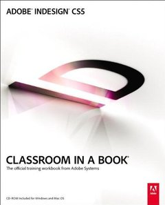 Adobe InDesign CS5 Classroom in a Book (Paperback)-cover