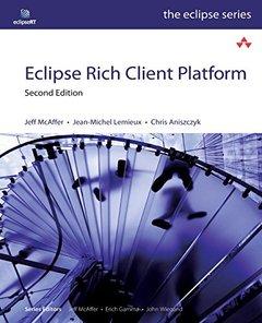 Eclipse Rich Client Platform, 2/e (Paperback)-cover
