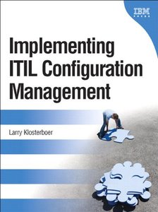 Implementing ITIL Configuration Management, 2/e (Paperback)-cover