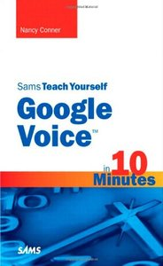 Sams Teach Yourself Google Voice in 10 Minutes (Paperback)-cover