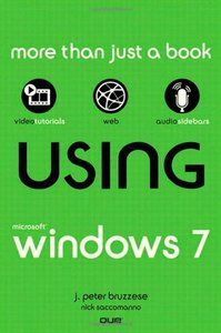 Using Microsoft Windows 7 (Paperback)-cover