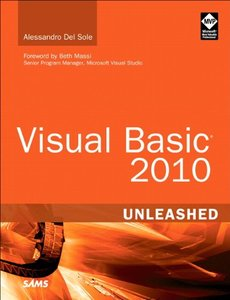 Visual Basic 2010 Unleashed (Paperback)-cover