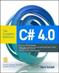 C# 4.0 The Complete Reference (Paperback)-cover