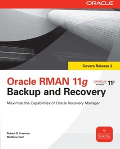 Oracle RMAN 11g Backup and Recovery (Paperback)-cover