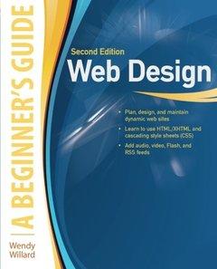 Web Design: A Beginner's Guide, 2/e (Paperback)-cover