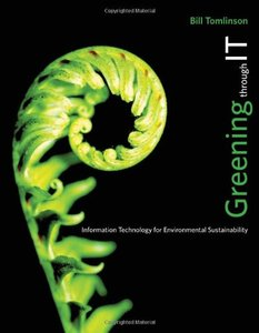 Greening through IT: Information Technology for Environmental Sustainability (Hardcover)-cover