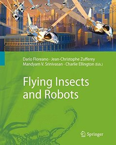 Flying Insects and Robots (Hardcover)-cover