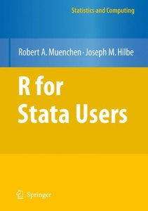 R for Stata Users (Statistics and Computing)-cover