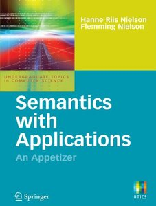 Semantics with Applications: An Appetizer (Paperback)-cover
