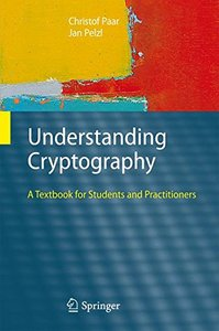 Understanding Cryptography: A Textbook for Students and Practitioners (Hardcover)-cover