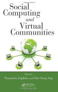Social Computing and Virtual Communities-cover