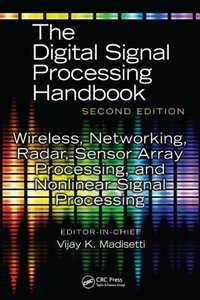 The Digital Signal Processing Handbook  (Second Edition)-cover