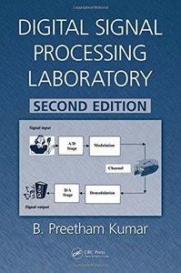 Digital Signal Processing Laboratory, Second Edition-cover