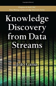 Knowledge Discovery from Data Streams (Hardcover)