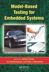 Model-Based Testing for Embedded Systems (Hardcover)