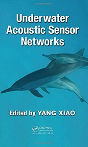 Underwater Acoustic Sensor Networks-cover