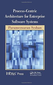 Process-Centric Architecture for Enterprise Software Systems (Hardcover)-cover