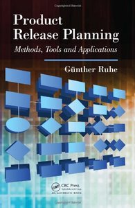 Product Release Planning: Methods, Tools and Applications (Hardcover)-cover