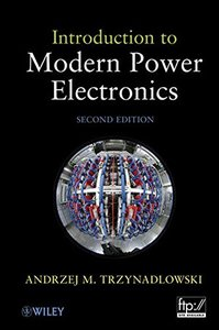 Introduction to Modern Power Electronics, 2/e (Hardcover)-cover
