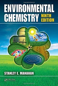 Environmental Chemistry, 9/e (Hardcover)-cover