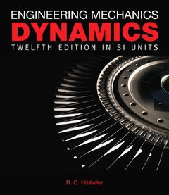 Engineering Mechanics: Dynamics in SI Units, 12/e (IE-Paperback) (膠膜拆封不准退書)-cover