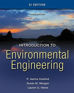 Introduction to Environmental Engineering - SI Version, 3/e (Paperback)-cover