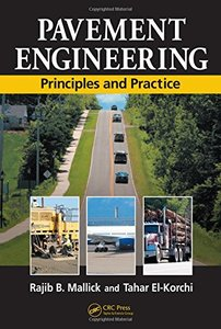 Pavement Engineering: Principles and Practice (Hardcover)-cover