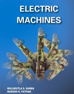Electric Machines (Hardcover)-cover