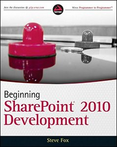 Beginning SharePoint 2010 Development (Paperback)-cover