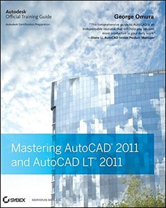 Mastering AutoCAD 2011 and AutoCAD LT 2011 (Paperback)-cover