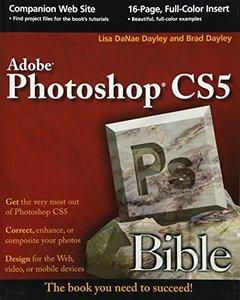 Photoshop CS5 Bible (Paperback)-cover
