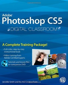 Photoshop CS5 Digital Classroom (Paperback)-cover
