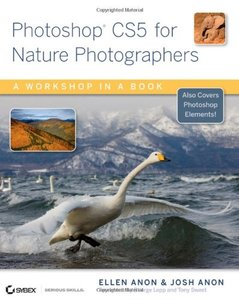 Photoshop CS5 for Nature Photographers: A Workshop in a Book (Paperback)-cover
